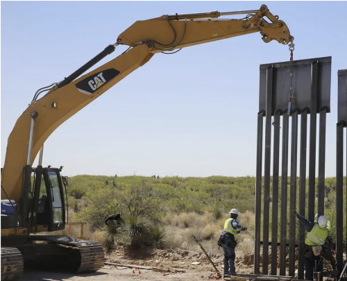 Election 2020: Border Wall Construction Firms Victim of Blacklisting