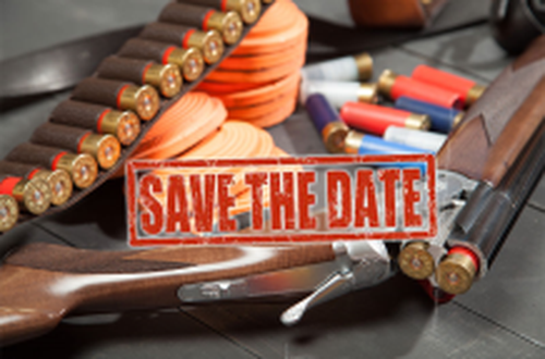 Save the Date: Sporting Clay Fundraiser Set for Feb. 19, 2020