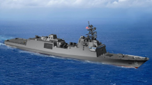 SALUTING A DIFFERENT KIND OF CONSTRUCTION: Marinette Marine Awarded $800 Million Navy Contract to Build New Frigate