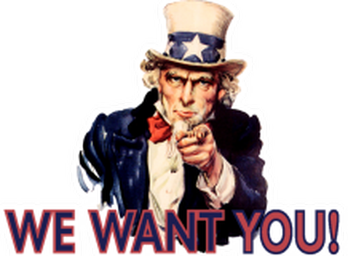 We Want You: Join a Committee